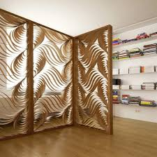 floor to ceiling room dividers with decorative metal dividers