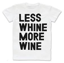 less whine more wine t shirt http shop nylon com collections