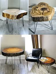 handmade tables for sale growing up my neighbors had a coffee table made from a single piece