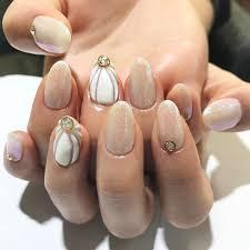 seashell nail art trend 2017 chhory beauty