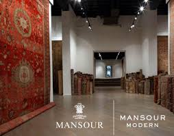 Mansour Modern Rugs San Francisco Interior Design Dispatches Niche Interiors