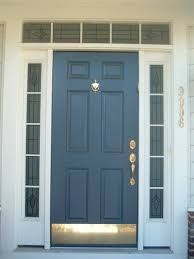 Exterior Wood Doors With Glass Panels by Front Door With Glass Panel