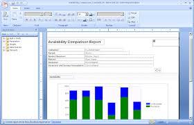 report builder templates preview custom reports in report builder
