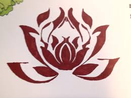lotus tattoos flower meanings flower designs