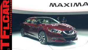 nissan maxima 2015 2016 nissan maxima 2015 new york auto show one take youtube