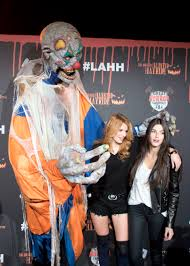 the los angeles haunted hayride 2014 black carpet event and review
