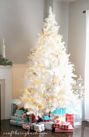 last minute tree decorating ideas for an enchanting