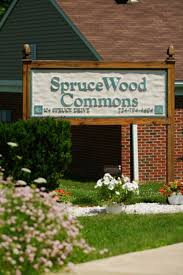 sprucewood commons affordable apartments in slippery rock pa