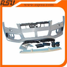 audi rs7 front china for audi a7 rs7 front bumper for tuning parts pp material