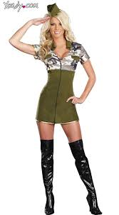 Army Halloween Costume Women 62 Major Costumes Images