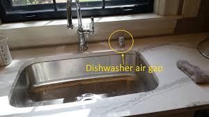 Dishwasher Air Gaps StarTribunecom - Kitchen sink air gap