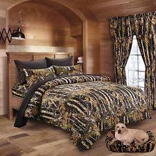 camo bedroom set camo bed set ebay
