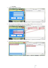 membuat database sederhana menggunakan xp cara membuat program chatting sederhana dengan visual basic program