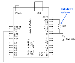 connecting push button to arduino