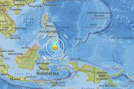 magnitude 7 2 earthquake strikes south of davao philippines sfgate