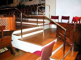 Wooden Handrail Interior Wooden Staircase With Simple And Sleek Wooden Handrail