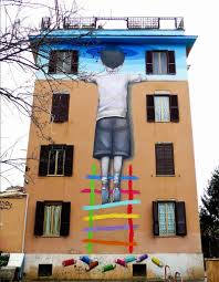 walking on a dream colorful murals by seth globepainter 153shares