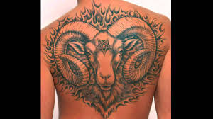 aries tattoo designs tattoodesignslive com youtube