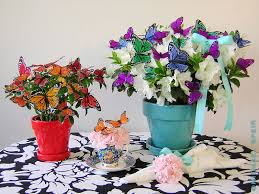 butterfly centerpieces butterfly wedding centerpieces reference for wedding decoration