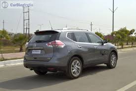 2015 nissan x trail launched new nissan x trail hybrid india review test drive images