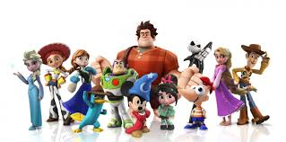 disney infinity include characters fantasia phineas ferb