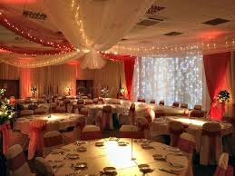 ceiling draping for weddings wedding party decor party linen