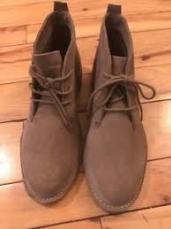 ll bean s boots size 12 ll bean mens chukka boots size 12 wide ebay