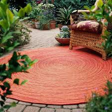Threshold Outdoor Rug by Round Patio Rug Home Design Ideas And Pictures