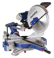 Miter Saw For Laminate Flooring Metabo Kgs305 12 Inch Dual Bevel Sliding Compound Miter Saw