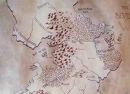 Got Map Map Of Westeros U2013 In Progress U2013 The Inn At The Crossroads