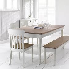 Buy John Lewis Drift Rectangular  Seater Dining Table Cream - Cream kitchen table