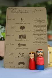 Modern Wedding Program Pin By Best Bride Wedding Planner On Wedding Day Newspaper