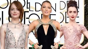 15 best dressed at the 2017 golden globes entertainment tonight