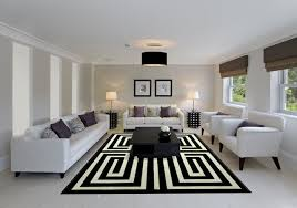 Rugs Modern Living Rooms Ml Portfolio Modern Living Room Houston By Rugs