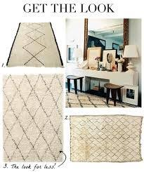 Beni Ourain Rug Uk 51 Best Beni Ourain Rugs Images On Pinterest Beni Ourain Home