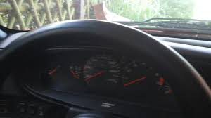 porsche dashboard recovered dashboard porsche 944 s2 youtube