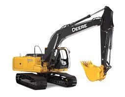 pc200 jd210 crc contractors rental
