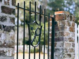 what of paint do you use on metal cabinets a blacksmith shows how to protect ornamental metalwork