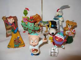 lot of 10 hallmark christmas ornaments 1993 2006 no boxes u2022 4 99