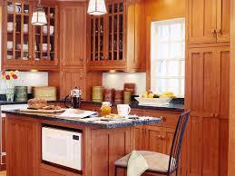 Microwave In Island In Kitchen Wood Shavings Microwave