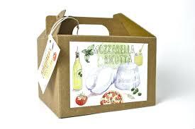mozzarella and ricotta diy cheese kit cooking gift ideas