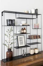 Industrial Shelving Units by Best 25 Metal Shelves Ideas On Pinterest Metal Shelving Metal