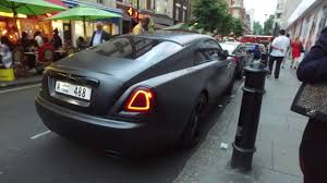 roll royce london rolls royce phantom coupé at the streets of london youtube