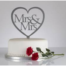 mr u0026 mrs heart shaped cake topper silver squires kitchen shop