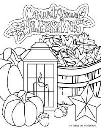 thanksgiving coloring page 5 coloring page crafting the word of god