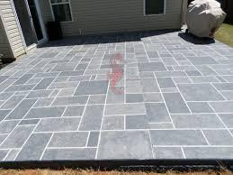 Photos Of Stamped Concrete Patios by Concrete Patios Greenville Sc Unique Concrete Design Llp