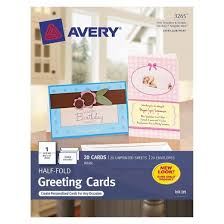 all occasion cards avery all occasions card kit target