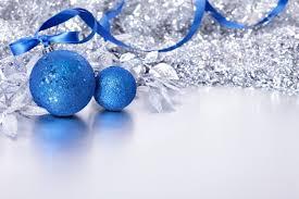 border with blue balls photo free