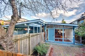 Mid Century Modern Homes For Sale Memphis 1958 Midcentury Home Portland Oregon Mid Century Architecture