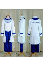 the senior obelisk blue male uniform cosplay costume